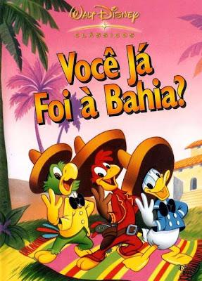 Você Já Foi à Bahia? - DVDRip Dublado