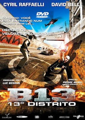 B13+ +13%C2%BA+Distrito Download B13: 13º Distrito   DVDRip Dublado Download Filmes Grátis