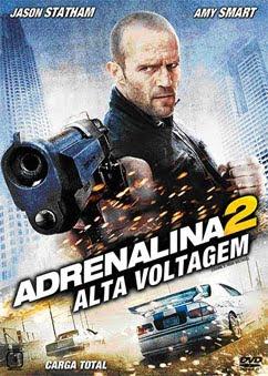 Adrenalina 2: Alta Voltagem - DVDRip Dual Áudio