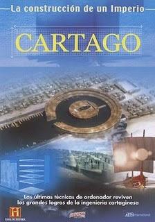 Construindo Um Império: Cartago - DVDRip Dual Áudio