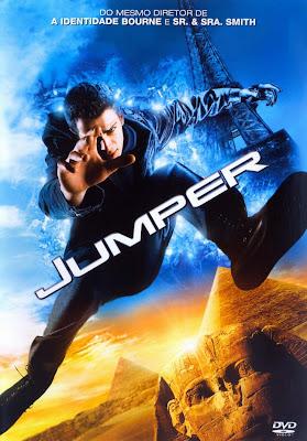 Jumper - DVDRip Dual Áudio
