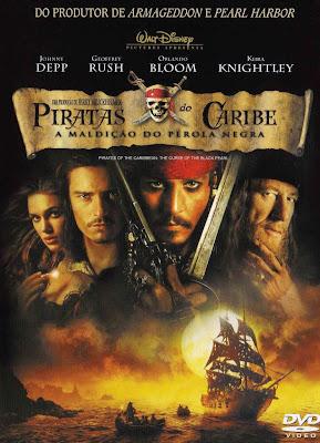 Piratas do Caribe: A Maldição do Pérola Negra - DVDRip Dual Áudio