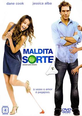 Maldita Sorte - DVDRip Dual Áudio