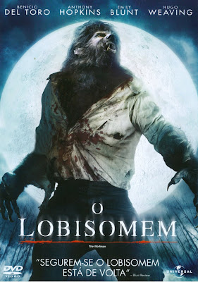 O Lobisomem - DVDRip Dual Áudio