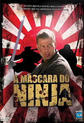 A Máscara do Ninja - DVDRip Dual Áudio