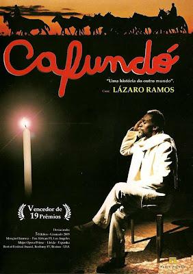 Cafundó - DVDRip Nacional