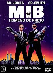 MIB : Homens de Preto