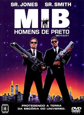 MIB: Homens de Preto - DVDRip Dual Áudio