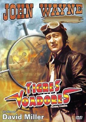 Tigres Voadores - DVDRip Dublado