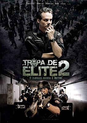 Tropa de Elite 2 - BDRip Nacional