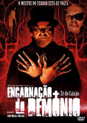 Encarnação do Demônio - DVDRip Nacional