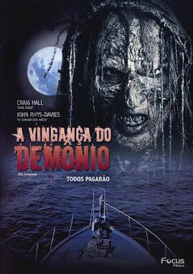 A Vingança do Demônio - DVDRip Dublado