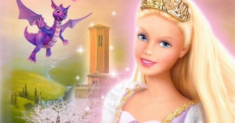 barbie rapunzel dvdrip latino