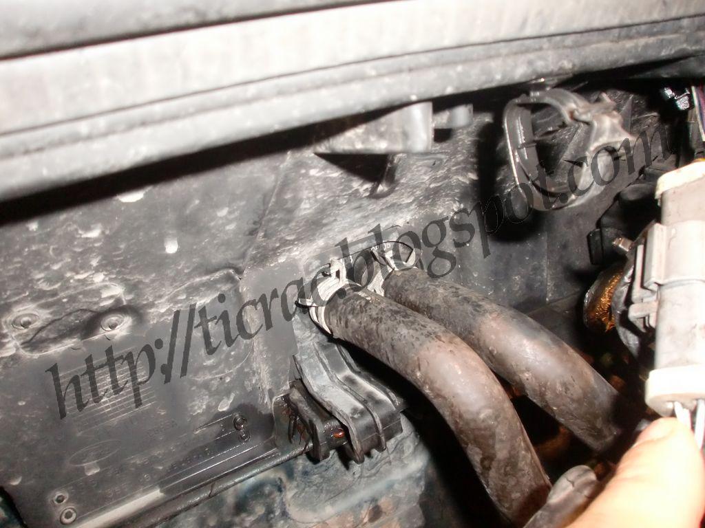 Rubinetto Riscaldamento Ford Ka.Sostituzione Rubinetto Riscaldamento Ford Ka Oostwand