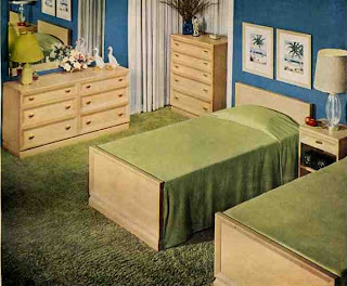 An Examined Life The 50s Bedroom