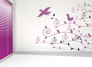 Amazing wall stickers