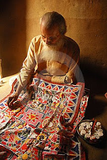madhubani painting in bihar in india