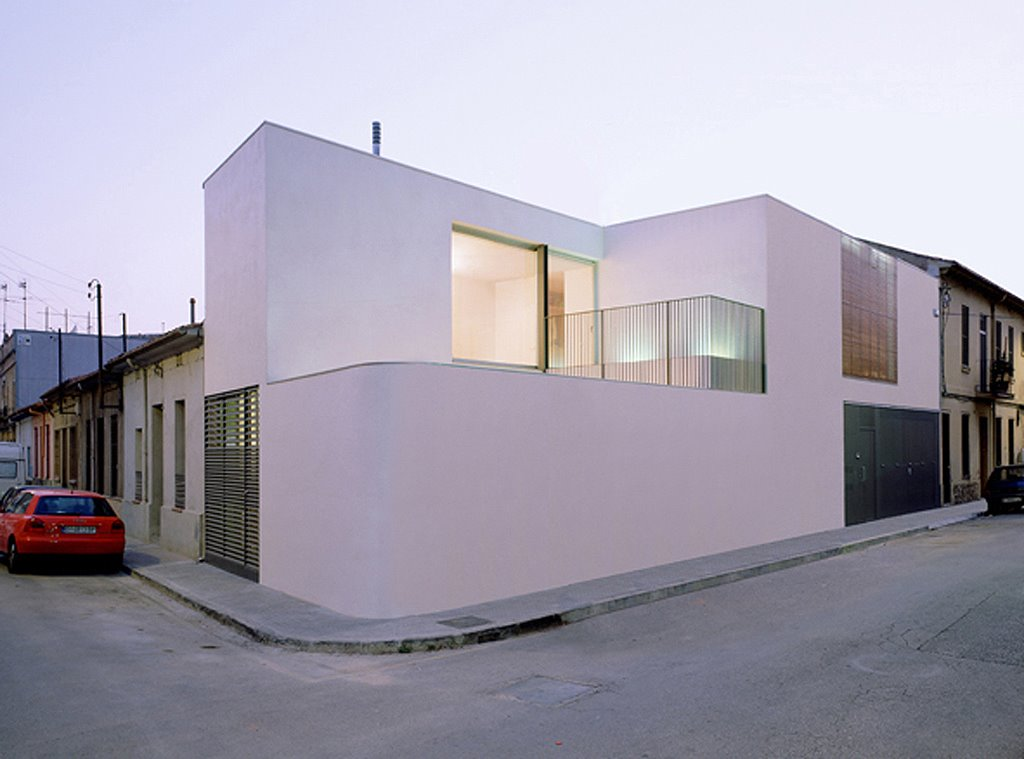 Casa 101 h arquitectes blog y arquitectura for Blog arquitectura y diseno