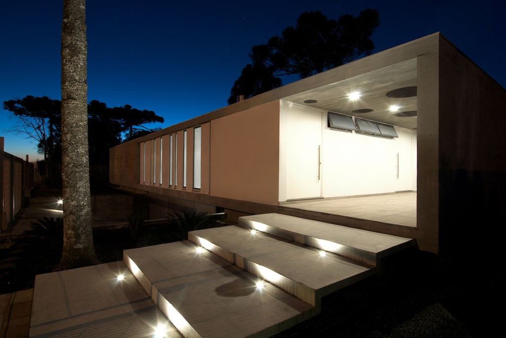Casa En Bento Gol 231 Alves Studio Paralelo Tecno Haus