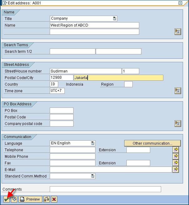 SAP Enterprise Structure – A Case Study (part 7): Define Plant