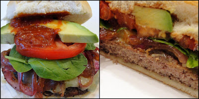 Farmhouse Burger Recipe