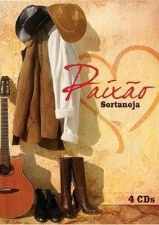 cd coletanea paixao sertaneja 2010