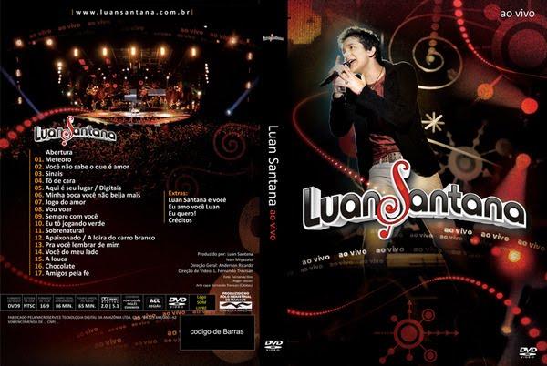 METEORO SANTANA VIVO AO 2009 BAIXAR LUAN CD