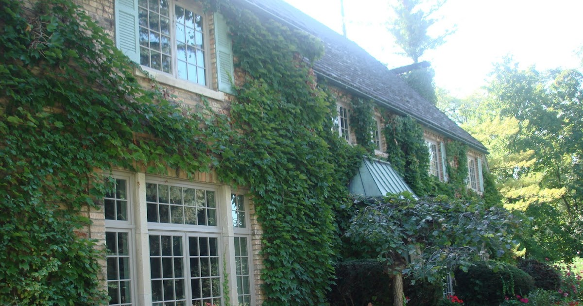 Life At Home: Ivy Covered Cottage