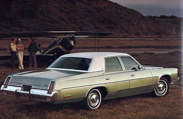 Cars Classic: 1976 Chrysler