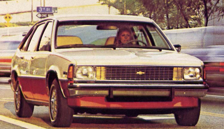 Old Cars Canada: 1980 Chevrolet Citation