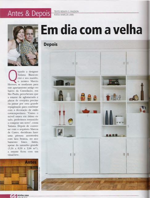 Revista Minha Casa. Blog Achados de Decoração