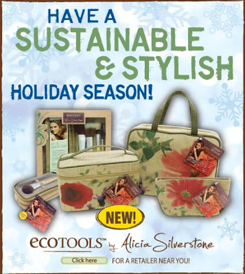 EcoTools Cosmetic bags by Alicia Silverstone