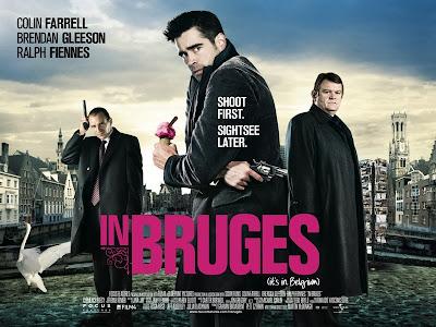 Escondidos en Brujas - Las mejors películas de 2008
