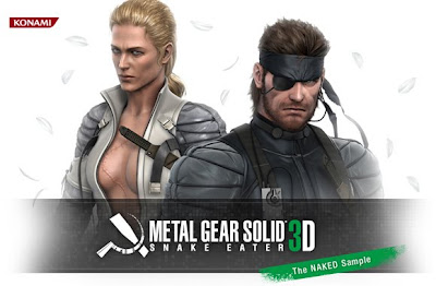 metal gear solid eater 3d e3