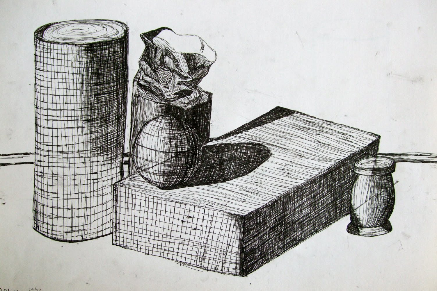 Blog 5 Cross Hatching