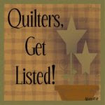 quilters get listed