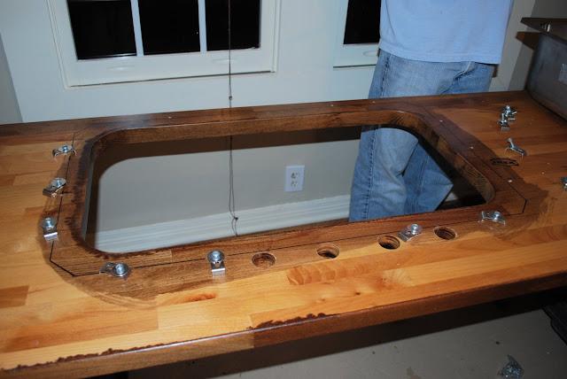 This that countertops - Best caulk for undermount kitchen sink ...