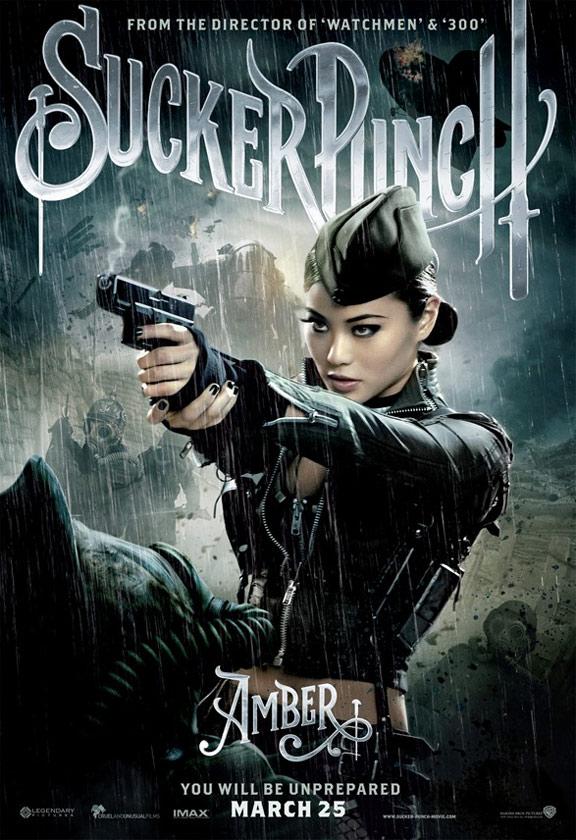 Sucker Punch - PosterSpy