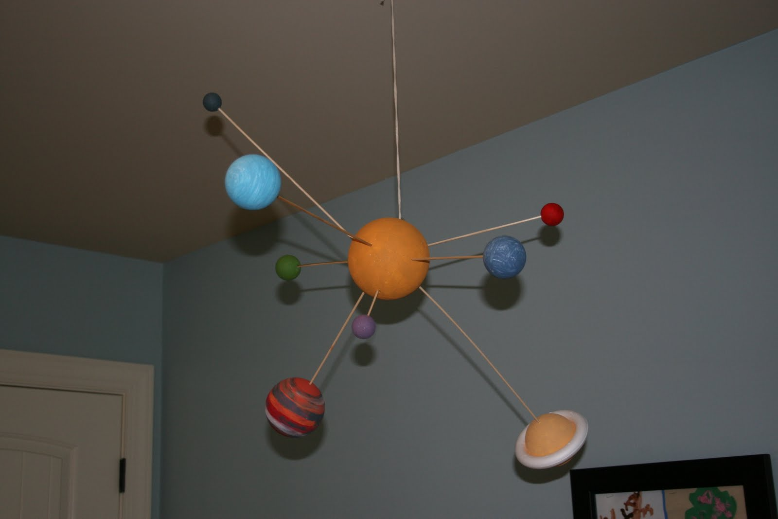 making planets out of balloons - photo #12