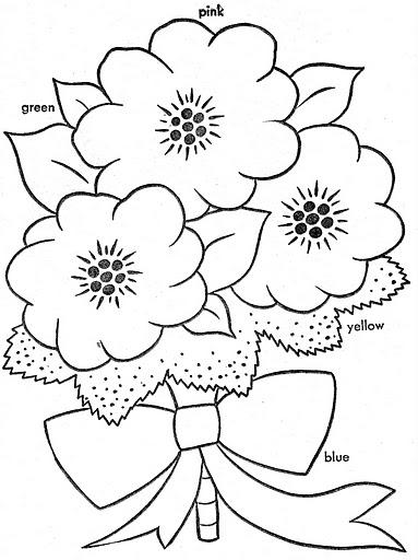 ВоСпиТаТель: Головоломки и раскраски про цветы и букашек