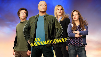 No Ordinary Family S1.20 No Ordinary Beginning