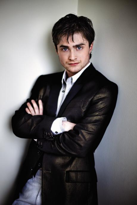 Daniel Radcliffe Harry Potter and the Deathly Hallows Part ...