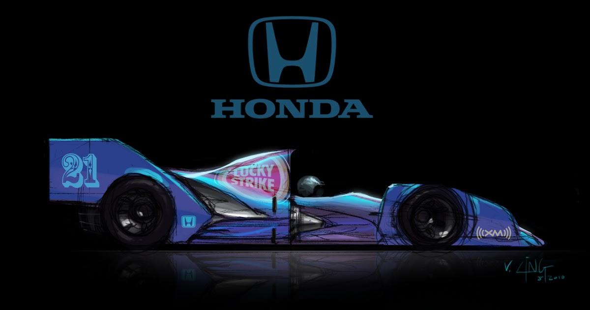 V Ling Honda F1