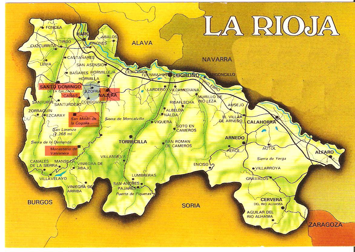 Viaje a la rioja los monasterios i for Hoteles con encanto en la rioja alavesa