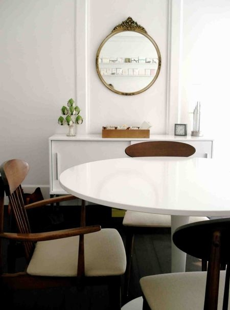 Living It At Home Great Chairs Docksta Table