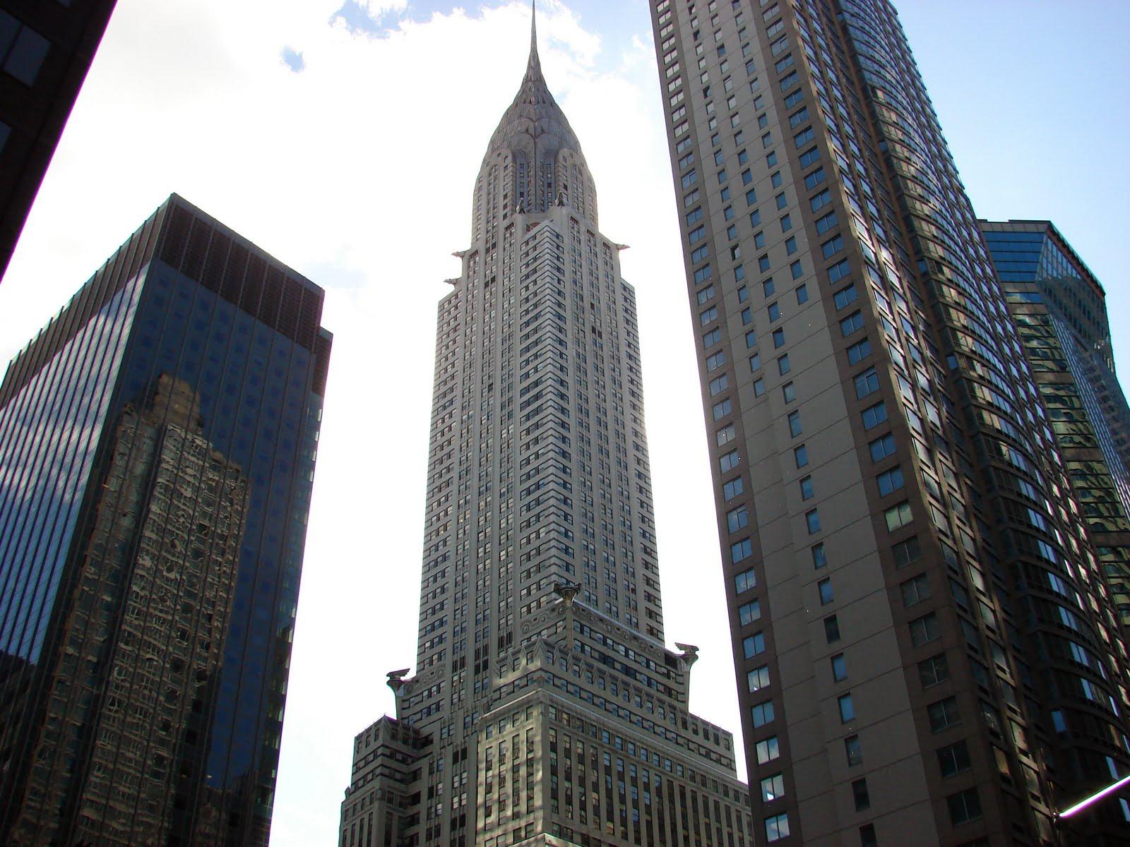 Chrysler Building Wikipedia: An Architectural Pilgrimage: Chrysler Building