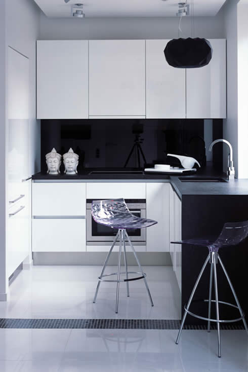 Desain Dapur Minimalis Untuk Apartemen