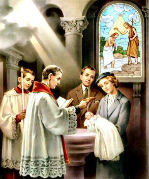 Resultado de imagen para bautismo antiguo