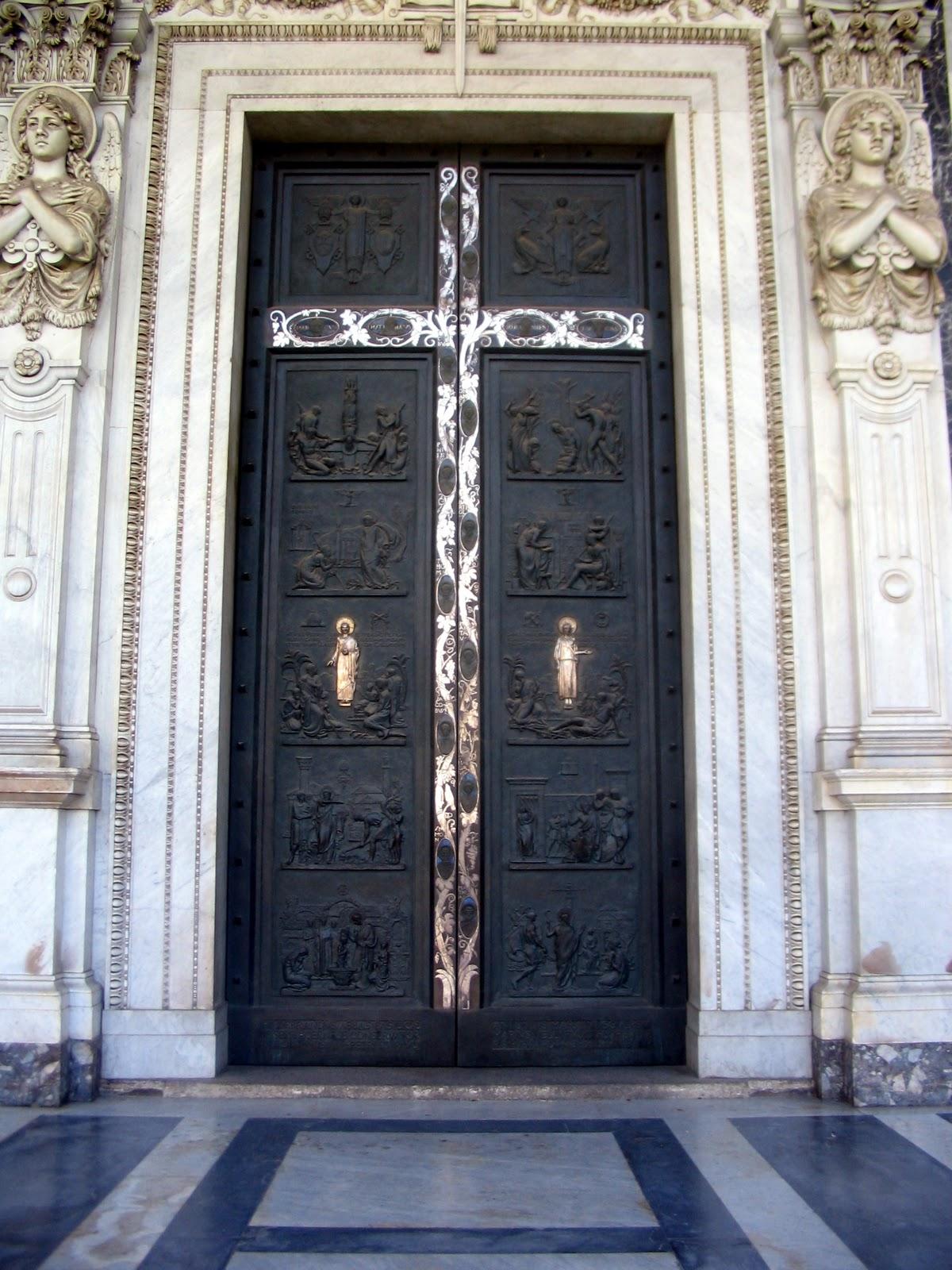 Semana santa y mas san pablo extramuro ii for Puerta 3 de san marcos