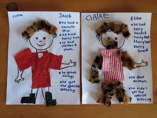 Bible Story Hour: Unit 1: Lesson 6 JACOB AND ESAU